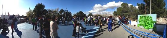 Actividad Moralet Alto (Alicante)