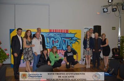 TOWN HALL OF ALICANTE - GALA SPORT