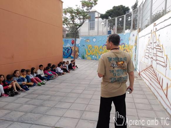 PRIMARY SCHOOL: EL FARO ALICANTE