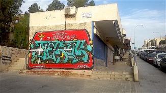 Dolar One en el Barrio Juan XXIII Alicante