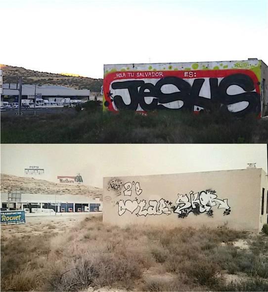 30 años de graffiti