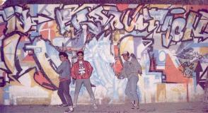 Loco 13, Kami y Tom Rock 1989