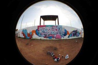Graffiti en Cordoba