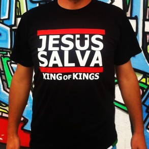 Jesus Saves - Rey de Reyes