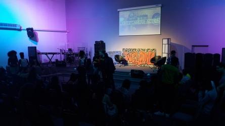 Actividad organizada por London's Riverside Church