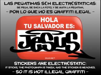 Electrostatic Sticker