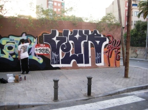 Dolar One y Glub (Madrid)
