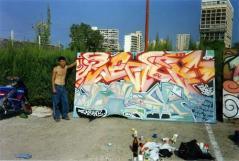 Dolar One - Graffiti de Alicante España