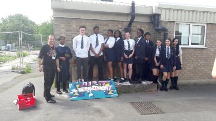Alumnos de St. Edwards School
