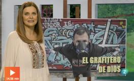 Tve La2 - El grafitero de Dios