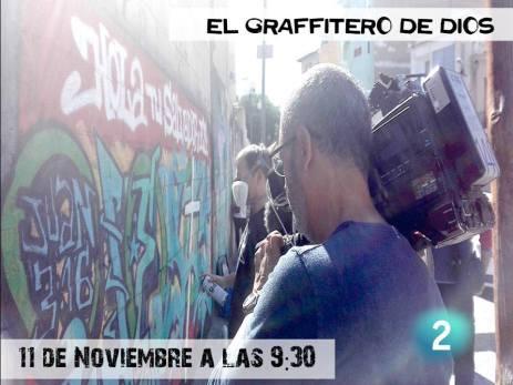 Tve La2 - El graffitero de Dios