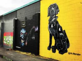 West Art Walls - Orlando (Florida)