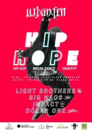 Urban Fest Hip Hope 2018