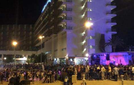 Organizado por la Plataforma 0´0 y el Ayuntamiento de Alicante