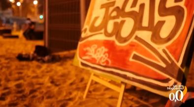 Cuadro en el Concurso de Graffiti