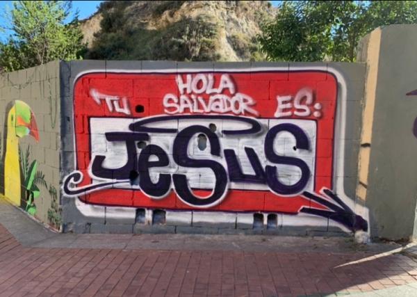 HOLA TU SALVADOR ES JESUS 2020