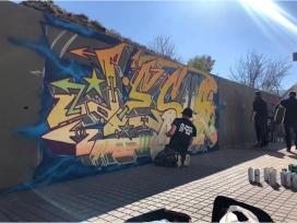 DOLAR ONE GRAFFITI ESPAÑA