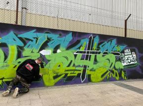 GRAFFITI EN ZARAGOZA